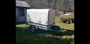 Trailer with canopy 6x4 Bright Alpine Area Preview