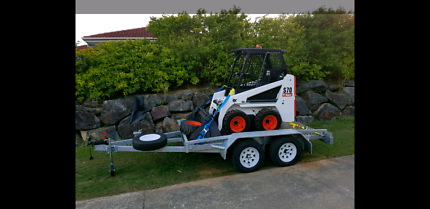 Mini Bobcat Hire $190