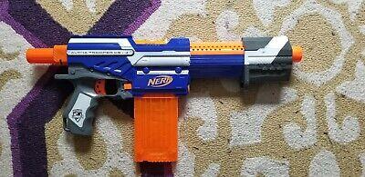 Nerf N-Strike Elite Alpha Trooper Dart Gun w/ 12 Dart Magazine