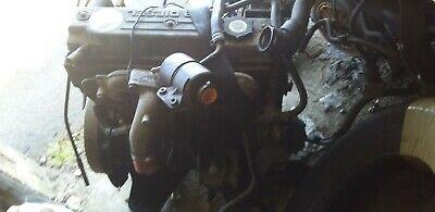 ford sierra p100 1.8td engine x2