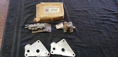 Farmall International Tractor Ih Hydraulic Valves Transfer Blocks And More