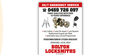 Mobile locksmith  fast affordable 24/7 service