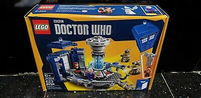 LEGO Ideas Doctor Dr Who (21304) BRAND NEW factory sealed! Tardis Dalek MORE!