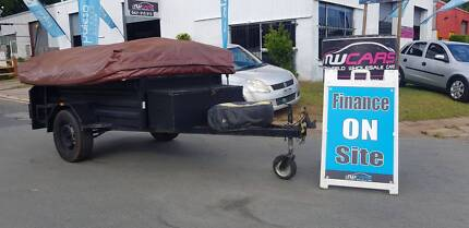 2008 Pinnacle Camper Trailer Excellent Condition $2990 Caboolture South Caboolture Area Preview