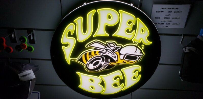 Super Bee LED Sign
