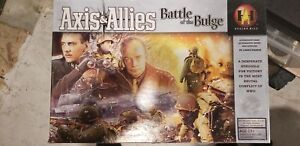 Axis and Allies Battle of the Bulge $100 obo