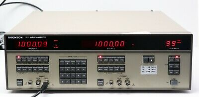 Boonton Electronics 1121 Audio Analyzer 10hz - 200khz