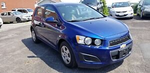 2013 Chevrolet Sonic LS Automatic, LOW KMS
