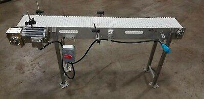 Stainless Steel Belt Conveyor 72x 9