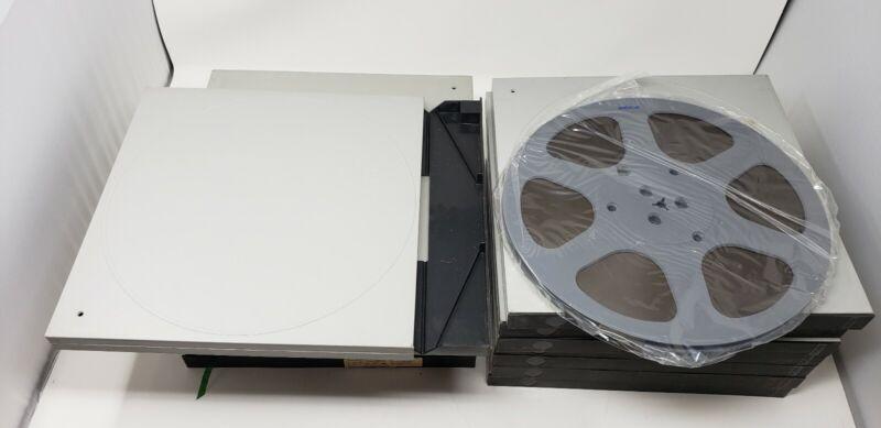 """REVOX 10.5 1/4"""" Plastic Reel To Reel USED"""