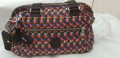 Kipling Party Dot Design Bag Brand New