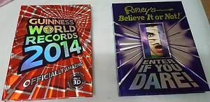 2014 Guinness World Records Book and Ripley's Believe It or Not Bentley Park Cairns City Preview