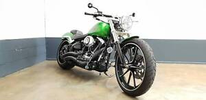 2014 HARLEY DAVIDSON BREAKOUT 103 North St Marys Penrith Area Preview