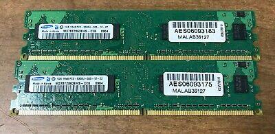 Samsung M378T2863EHS-CE6 Memory 1GB