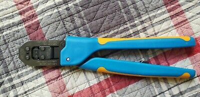 Te Connectivity 91579-1 20 - 16 Awg Contacts Certi-crimp Ii Hand Crimp Tool