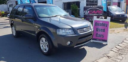 2007 Ford Territory GHIA 6SPD Auto 7 Seater SUV $8988 Drive Away Caboolture South Caboolture Area Preview