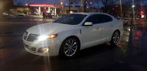 2011 Lincoln MKS ECOBOOST BITURBO 355HP (SE PARK TOUT SEUL)