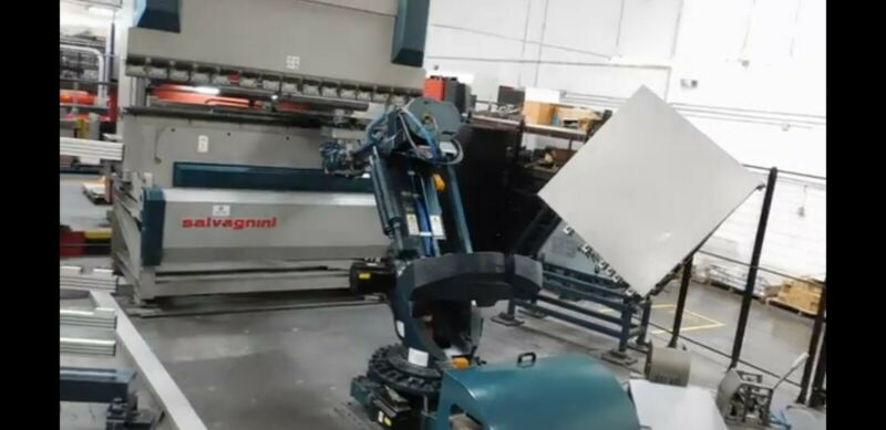 Salvagnini Robotic Press Brake