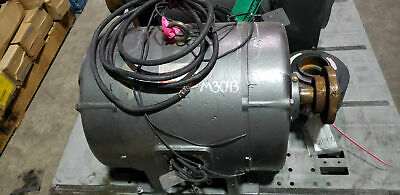 General Electric 60 Hp 3495 Rpm 326ts Frame Electric Motor