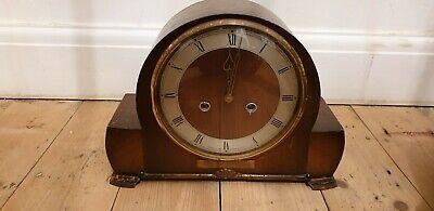 vintage deco smiths enfield mantel clock * spares