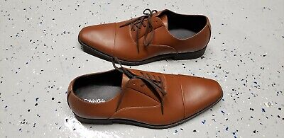 Calvin Klein Radley Dress Shoes Used 1 Time Size 16