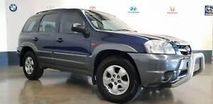 2003 Mazda Tribute SUV North St Marys Penrith Area Preview