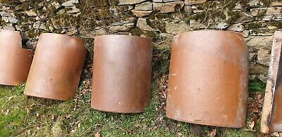 Victorian Salt Glazed Pottery Cattle Feeding Trough for Garden Planters