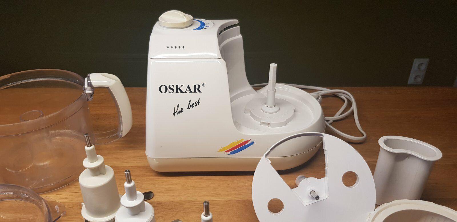 Oskar The Best Küchenmaschine 2021