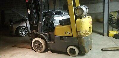 Tcm Fcg15f9 Forklift