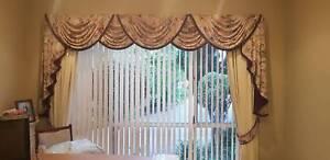 Pellmits and window treatments