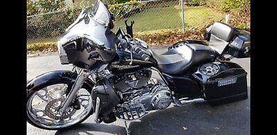 2013 Harley-Davidson Touring  2013 Chromed Out Harley Davidson Street Glide FLHX 103
