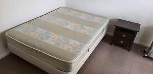 Bed frame and Mattress - Double Bed to pick up