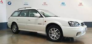 2002 Subaru Outback SUV North St Marys Penrith Area Preview