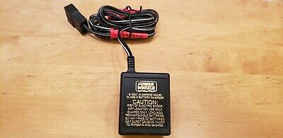 Fisher Price Power Wheels 6 volt Battery Charger 00801-0976 040135