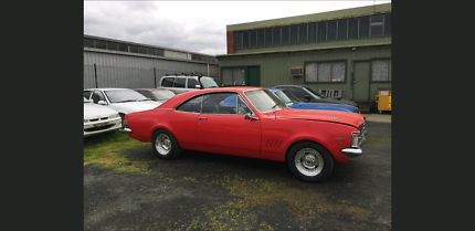Holden HT Monaro coupe gts South African HK HT HG $55,000