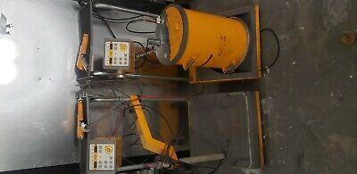 2 Gema Powder Coating Systems