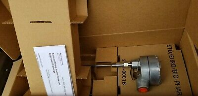 Rosemount 183 Sensor Assembly Type J Thermocouple Dual Sensor 6.5 Immersion