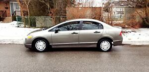 2008 Honda Civic Sdn DX-G P.group, ,low kms Certified$4975