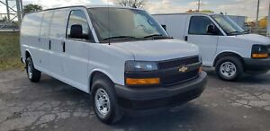 2018 Chevrolet Express 2500 ALLONGÉE EXTENDED