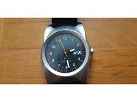 BMW e10 2002 Tii Uhr f Armaturenbrett mit Abstandhalter ohne Fadenkreuz bis 73