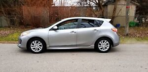2012 Mazda Mazda3 GS-SKY Bluetooth, Heated seats, Aux, Certified