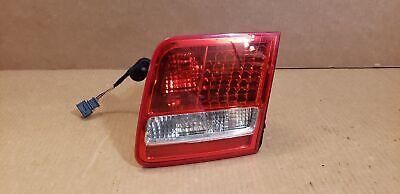 2004-2007 Audi A8 Passenger RH Inner Taillight Lamp OEM