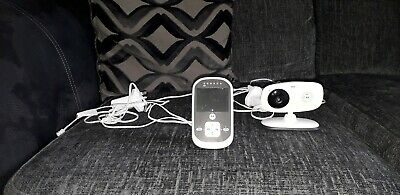 Motorola Baby Monitor With Charger and camera.  Used.  Ideal as spare.
