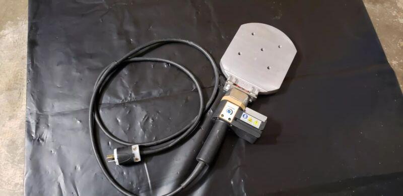 RITMO R125Q PLASTIC PIPE WELDER