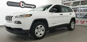 2016 Jeep Cherokee Sport 4wd - a/c - si