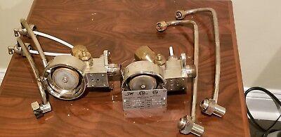 La San Marco Espresso Machine Group Head