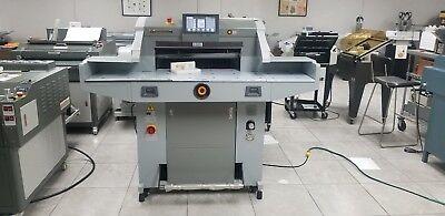 Shark Machinery Sc26-ts Baum Polar Challenge Duplo Graphic Whizard Paper Cutter