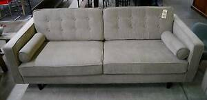 New Scandinavian Danish Harry Retro 3 Seater Lounge Sofa Suite Melbourne CBD Melbourne City Preview