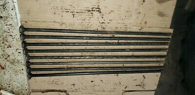 Massey Harris 44 Diesel Tractor Engine Push Rods Mh Parts