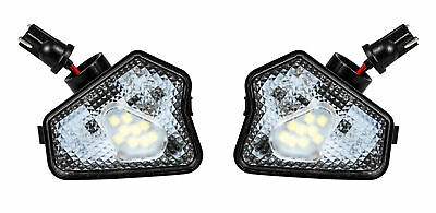 LED SMD Umfeldbeleuchtung Spiegel Umgebungslicht Mercedes W204 W176 W212 612